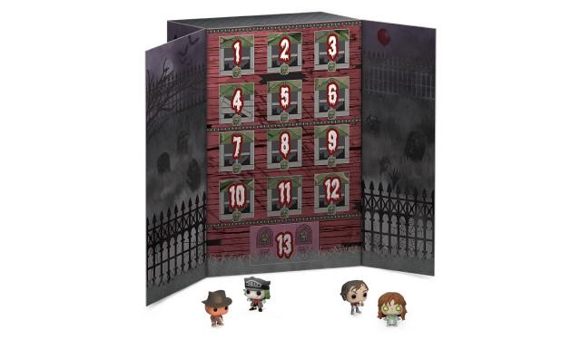 Набор подарочный Funko Advent Calendar 13-Day Spooky Countdown (Pct POP) 13 фигурок 48114
