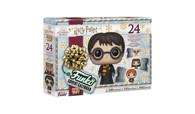 Набор подарочный Funko Advent Calendar Harry Potter 2021 24 фигурки 59167