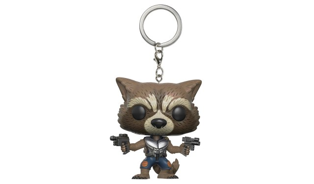 Брелок Funko Pocket POP! Keychain Marvel Guardians Of The Galaxy 2 Rocket 13217