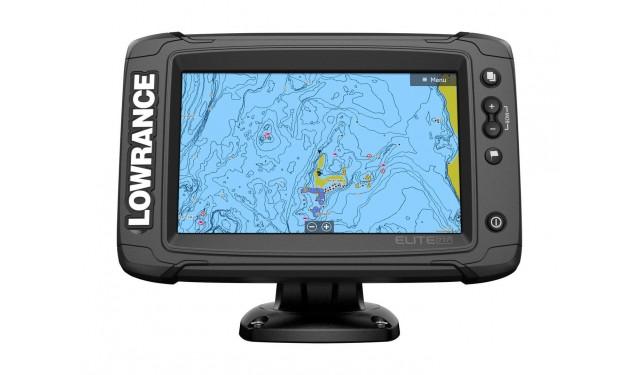 Эхолот Lowrance Elite-7 Ti2 с датчиком Active Imaging 3-в-1