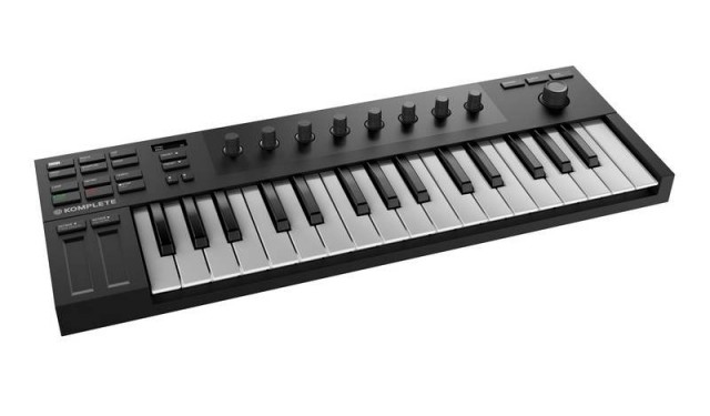 Синтезатор native instruments Komplete kontrol M32