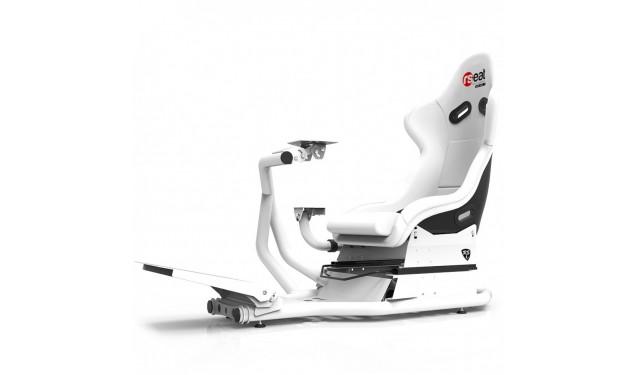 RSeat RS1 white-white