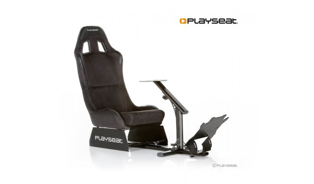 Playseat Evolution Black Alcantara