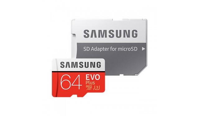 Карта памяти Samsung MB-MC64GA