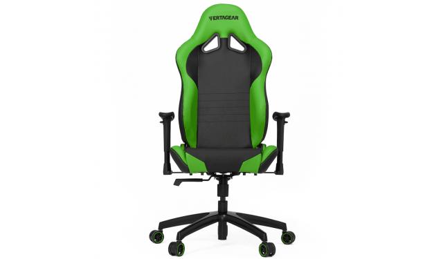Vertagear Racing S-Line SL2000 (Black/Green) Игровое кресло