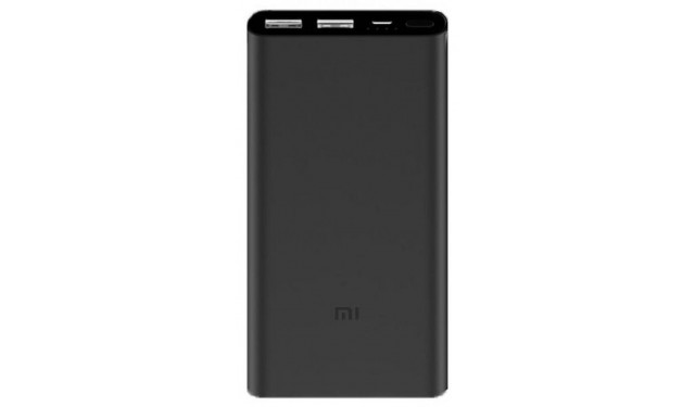 Аккумулятор Xiaomi Mi Power Bank 2S 10000 black