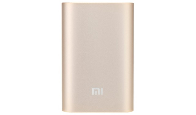 Аккумулятор Xiaomi Mi Power Bank Pro 10000 pink