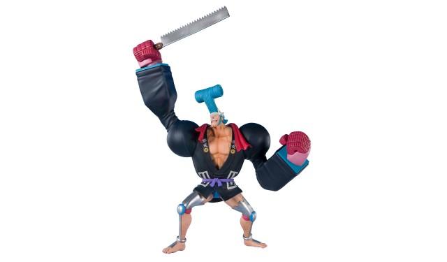 Фигурка Figuarts Zero One Piece Franky Franosuke 608444