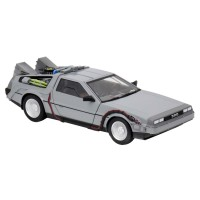 "Машина коллекционная NECA Back To The Future – 6"" Diecast Vehicle – Time Machine 53607"
