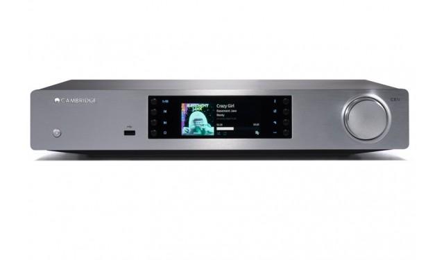 Сетевой аудиоплеер Cambridge Audio CXN V2 silver