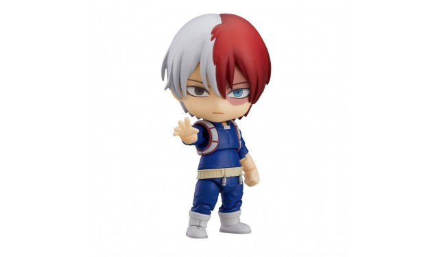 Фигурка My Hero Academia Nendoroid Shoto Todoroki Hero's Edition 4580416907958