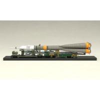 Модель корабля Soyuz Rocket & Transport Train(2nd re-run) 4580416933674