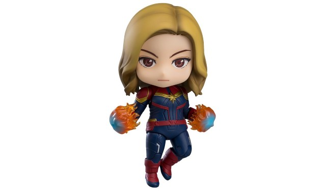 Фигурка Captain Marvel Nendoroid Captain Marvel Hero's Edition DX Ver. 4580416908719