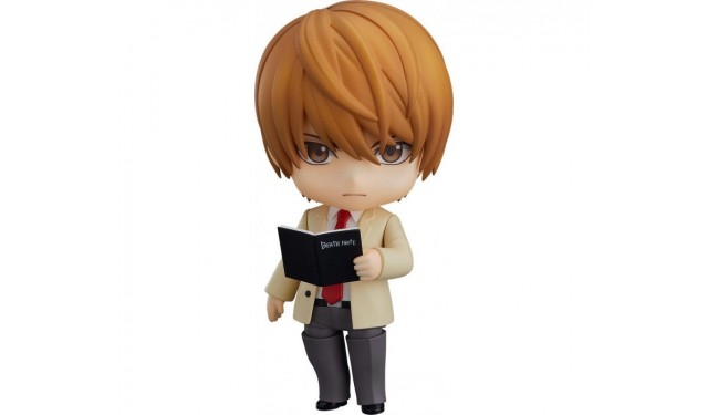 Фигурка Death Note Nendoroid Light Yagami 2.0 4580416908771