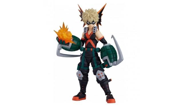 Фигурка My Hero Academia figma Katsuki Bakugo 4545784066065
