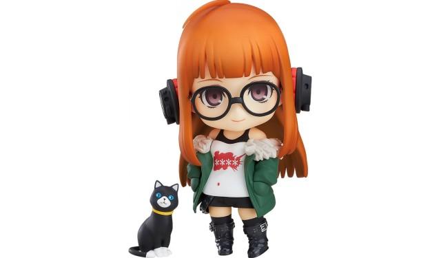 Фигурка Persona5 Nendoroid Futaba Sakura 4580416905961
