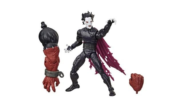 Фигурка Marvel Legends Venom Morbius The Living Vampire 15см