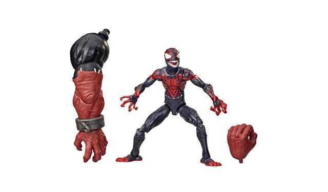 Фигурка Marvel Legends Venom Miles Morales 15см