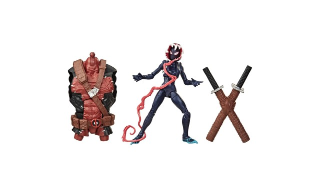 Фигурка Marvel Legends Venom Ghost-Spider 15см
