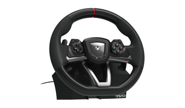Руль HORI Racing Wheel Overdrive (AB04-001U)