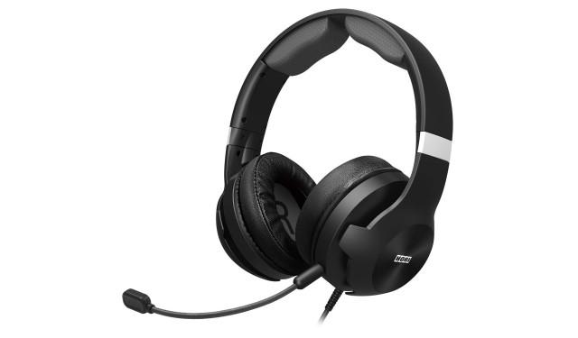 Игровая гарнитура Hori gaming headset HG для Xbox One, Xbox Series X/S, ПК (AB06-001U)