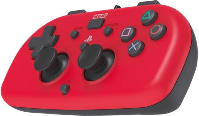 Геймпад HORIPAD MINI RED для PS4