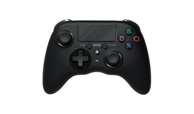 Геймпад беспроводной HORI Onyx Black (PS4-106E) (PS4)