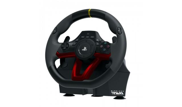 Руль беспроводной Hori Wireless Racing Wheel Apex PS4 и ПК