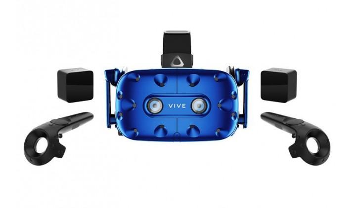 Очки виртуальной реальности HTC Vive Pro Starter Kit 1.0