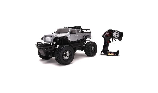 Радиоуправляемая машина Jada Toys Р/У Модель Машинки Fast & Furious 1:12 R/C Jeep Gladiator (4x4) 31760