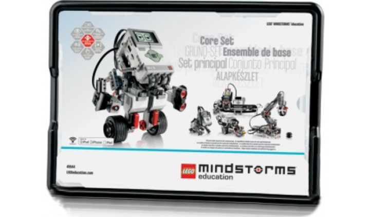 Электромеханический конструктор LEGO Education Mindstorms EV3 45544 Образовательный набор