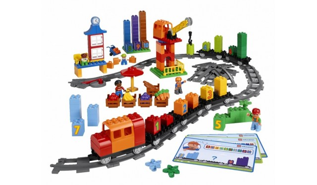 LEGO Education PreSchool 45008 Математический поезд