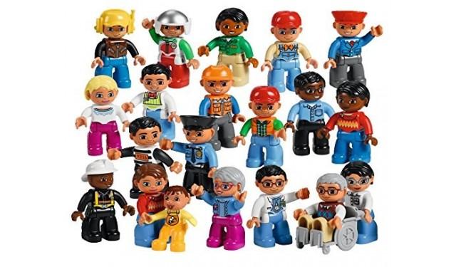 Конструктор LEGO Education PreSchool DUPLO 45010 Городские жители
