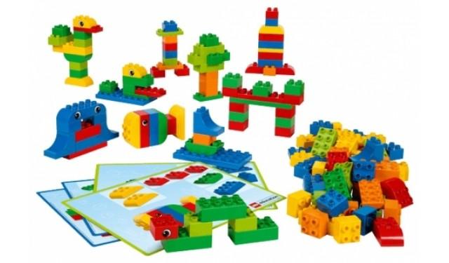 Конструктор LEGO Education PreSchool DUPLO 45019 Кирпичики для творческих занятий