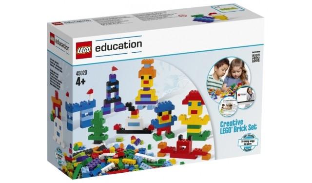 Конструктор LEGO Education PreSchool DUPLO 45020 Набор для творчества