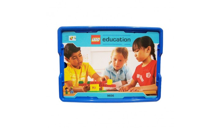 LEGO Education Machines and Mechanisms 9656 Первые механизмы