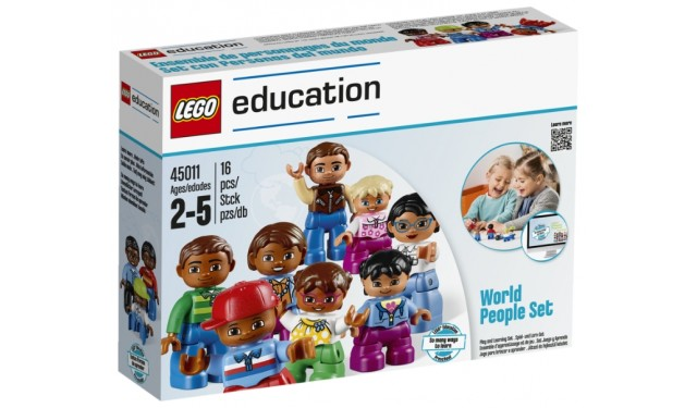 Конструктор LEGO Education PreSchool DUPLO 45011 Люди мира