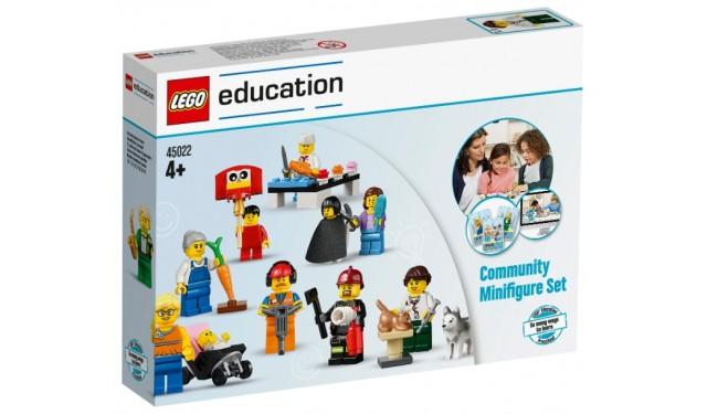 Конструктор LEGO Education PreSchool DUPLO 45022 Городские жители
