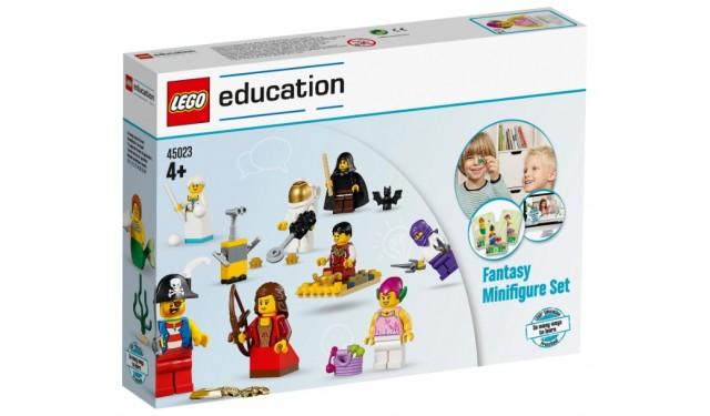 Конструктор LEGO Education PreSchool DUPLO 45023 Сказочные и исторические персонаж