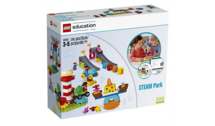 Конструктор LEGO Education PreSchool DUPLO 45024 Планета STEAM