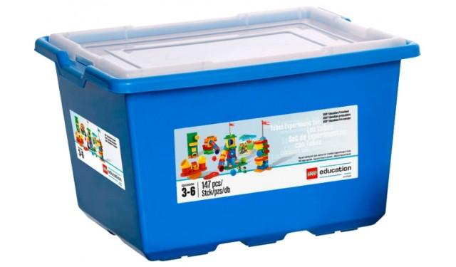Динамический конструктор LEGO Education PreSchool DUPLO 9076 Набор с трубами