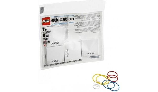 Lego 2000707 Набор «Резиновые кольца и приводы»
