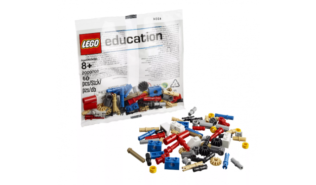 LEGO Education Machines and Mechanisms 2000708 Технология и физика - ресурсный набор
