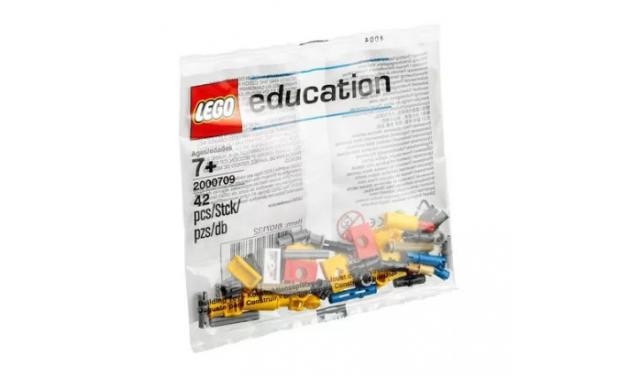 LEGO Education Machines and Mechanisms 2000709 Детали для механизмов