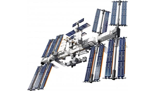 Конструктор Lego 21321 Международная Космическая Станция