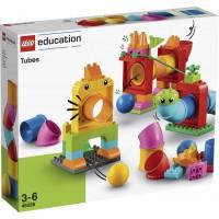 Конструктор LEGO Education PreSchool DUPLO 45026 Новый набор с трубками
