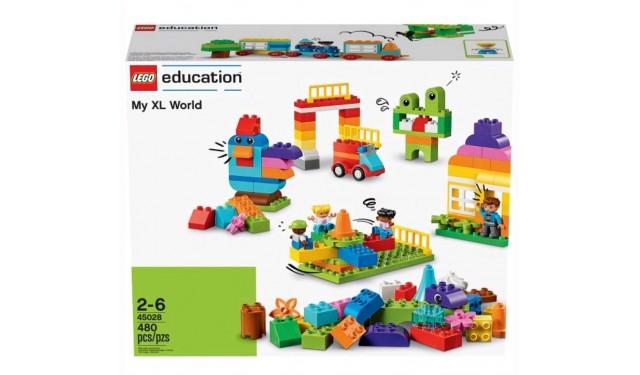 Конструктор LEGO Education PreSchool DUPLO 45028 Мой большой мир