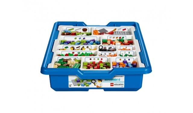 """Lego Education 45210 Базовый набор MoreToMath """"Увлекательная математика. 1-2 класс"""""""