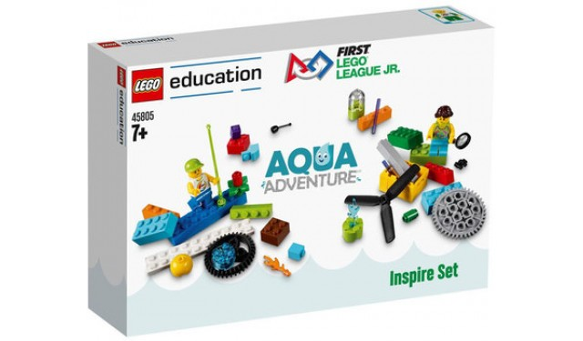 """LEGO Education 45805 Набор для FLL соревнований 2018 года """"Водное приключение"""""""