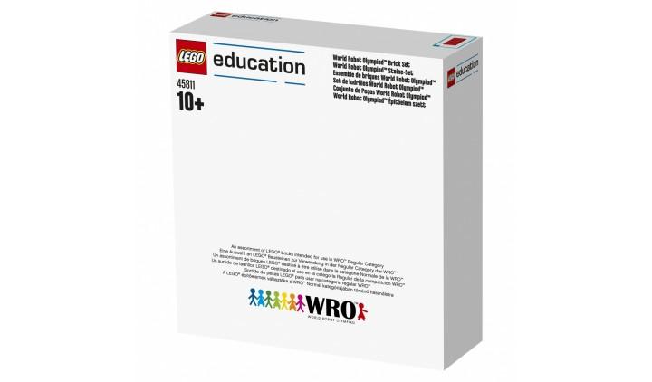 Конструктор LEGO Education Mindstorms EV3 Набор для мировой робоолимпиады 45811